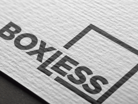 Boxless Logo