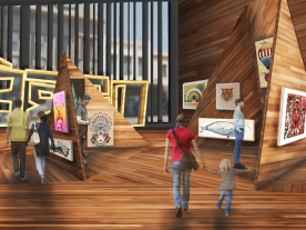 Outré Gallery Internal