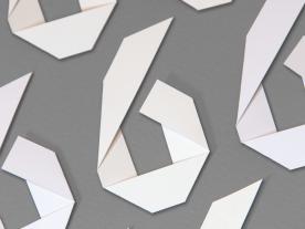 Basement Books Origami Concepting